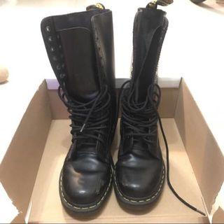 Dr martens 14洞 boots