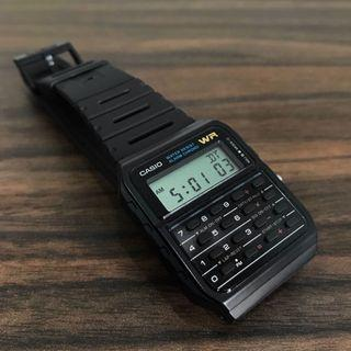 Jam Tangan Casio Calculator Watch CA-53w