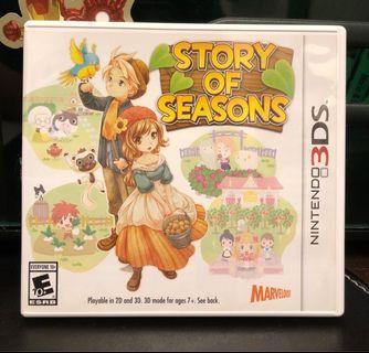 [3DS] Story of Seasons - US VERSION (美版)