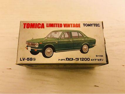 Tomytec - Limited Vintage LV58b