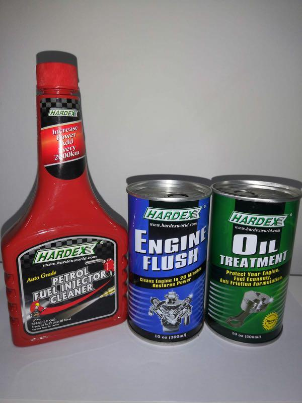 3 in 1 Engine Treatment