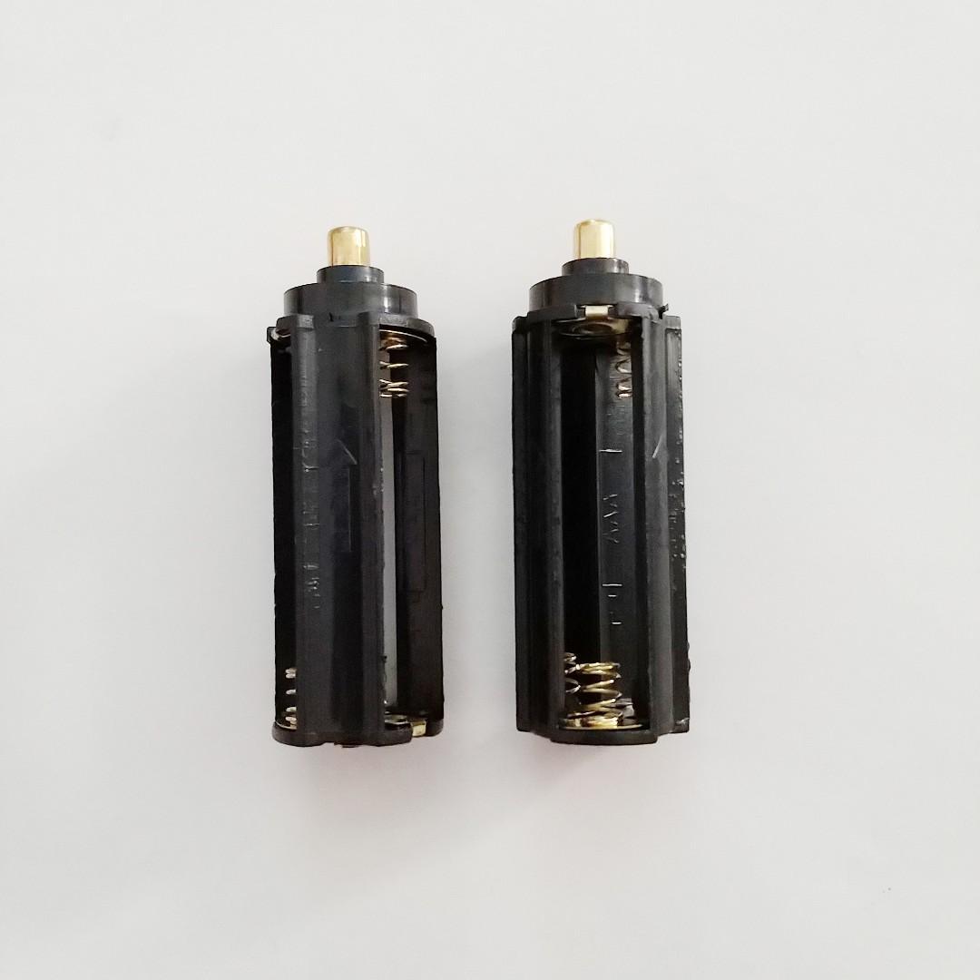 Battery Holder for 3AAA Batteries