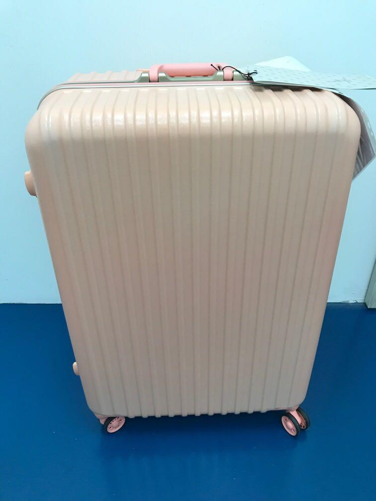 """BN """"Ming Jiang"""" 28"""" PC Luggage (Pink/Purple) - purple sold out"""