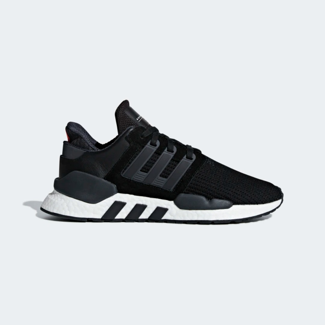 a281f7efcff BNIB AUTHENTIC EQT SUPPORT 91/18 'CORE BLACK'