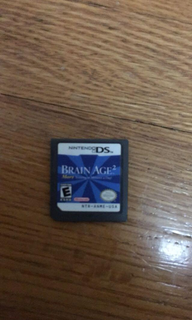 Brain Age 2: More Training in Minutes a Day (Nintendo DS, 2007)