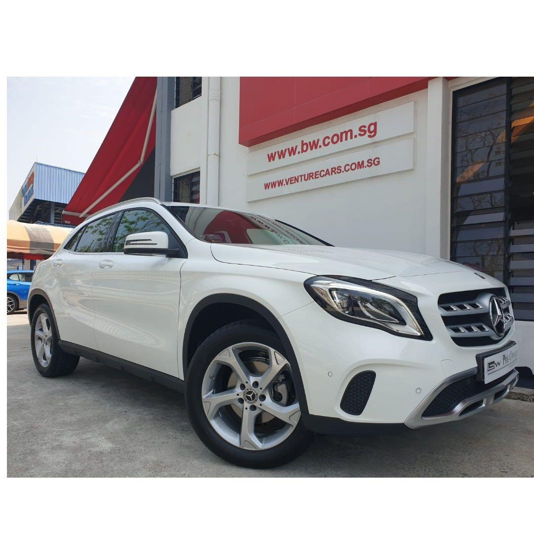 Brand New GLA180 For Rental/ LOW RATES!