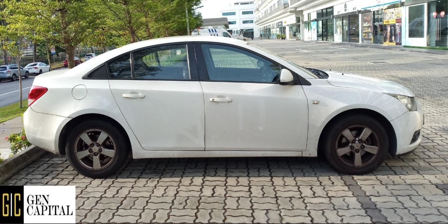 Chevrolet Cruze 1.6A • Best rates, full servicing provided!