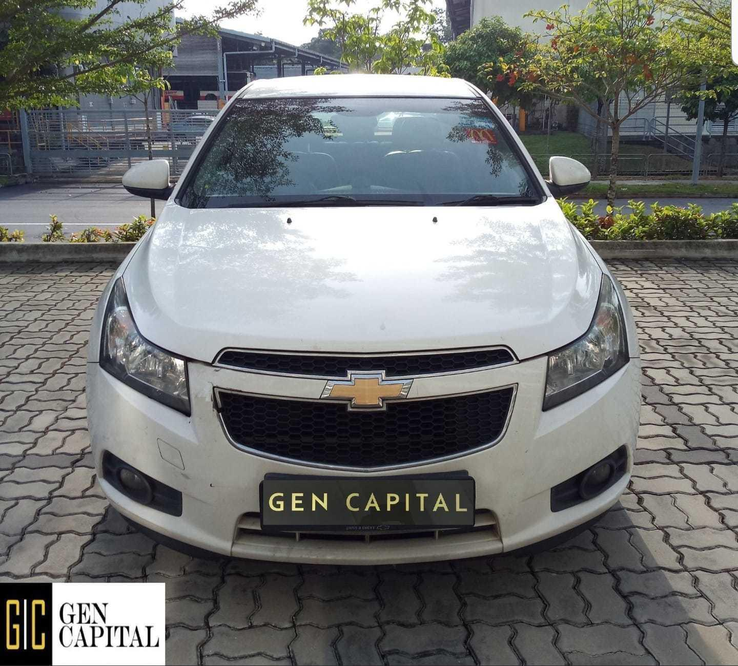 Chevrolet Cruze 1.6A • Lowest rental rates, good condition!
