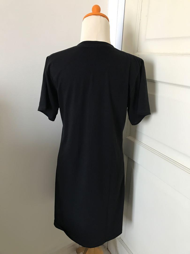 Comme Des Garcons Play Inverted Heart Dress
