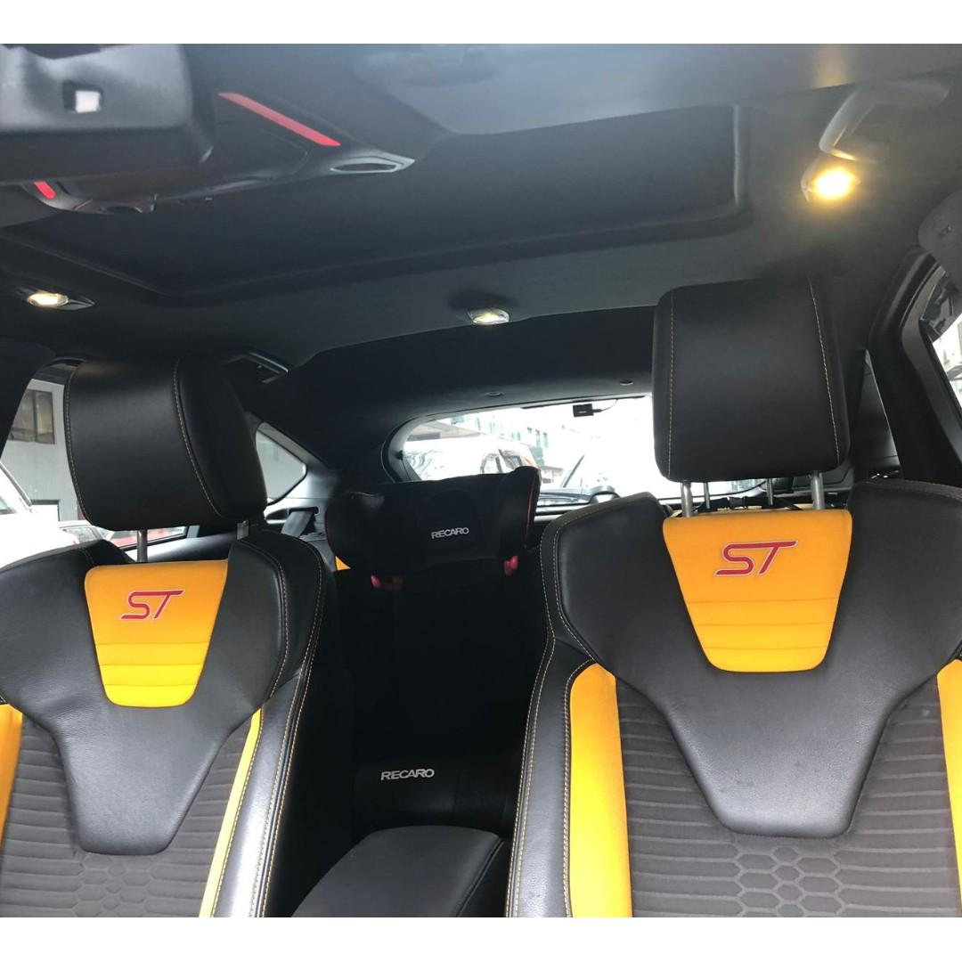 FORD FOCUS ST 2.0 2013