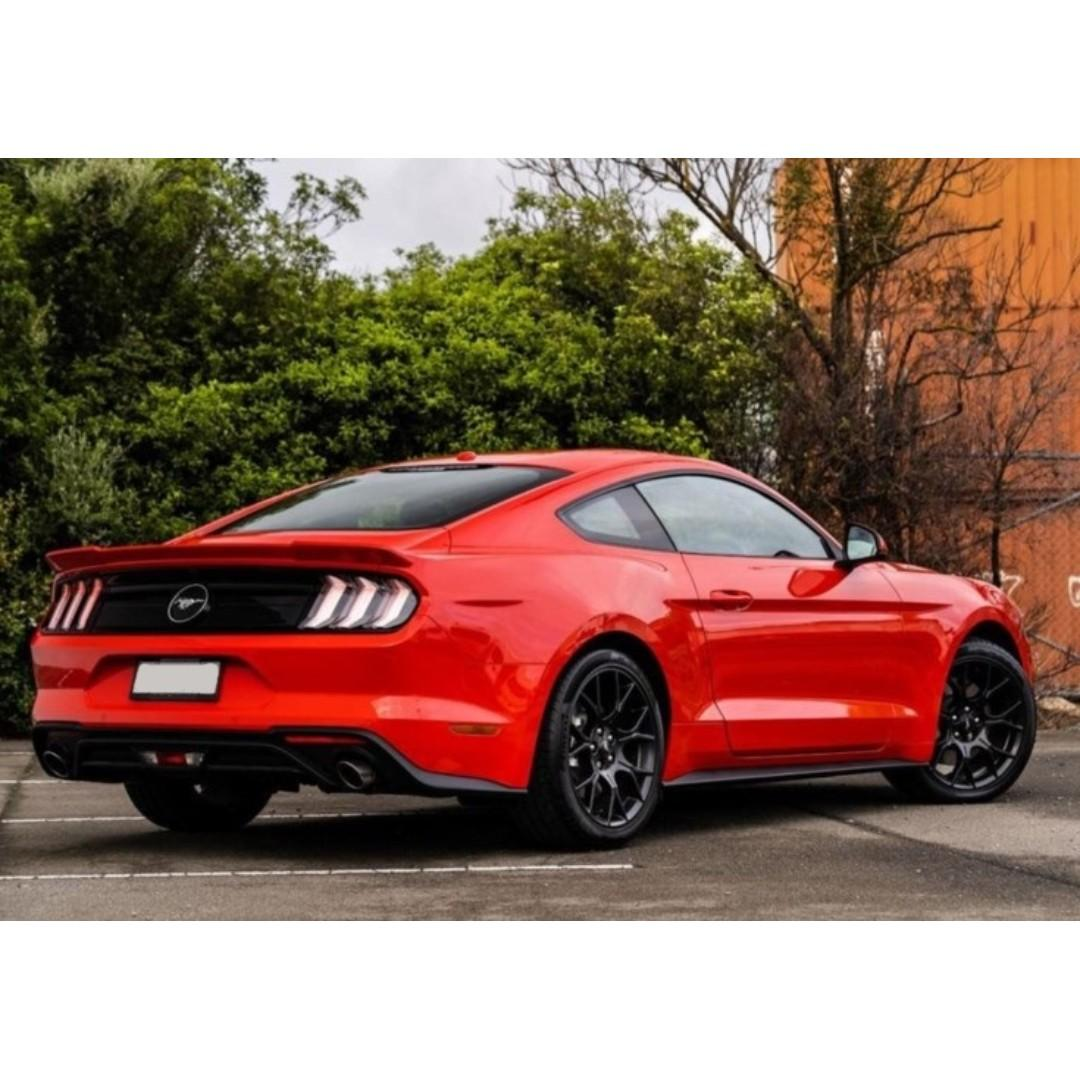 Ford Mustang 2.3 Ecoboost Coupe Auto
