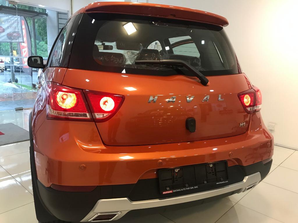 Haval H1 1.5 E-ICE VVT 6 SPEED HIGH PUSHING POWER LEADER SUV IN THE WORLD