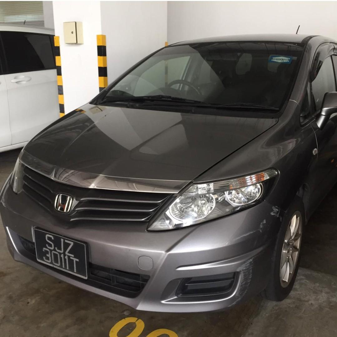 Honda Airwave 1.5 i-VTEC Skyroof Auto Rental Short/ Long term leasing