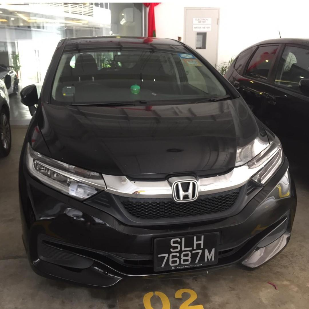 Honda Shuttle, Vios and Airwave rental and leasing