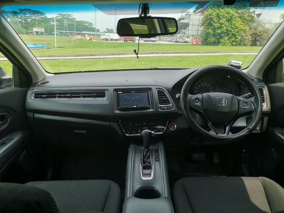Honda Vezel 1.5A X For Rent