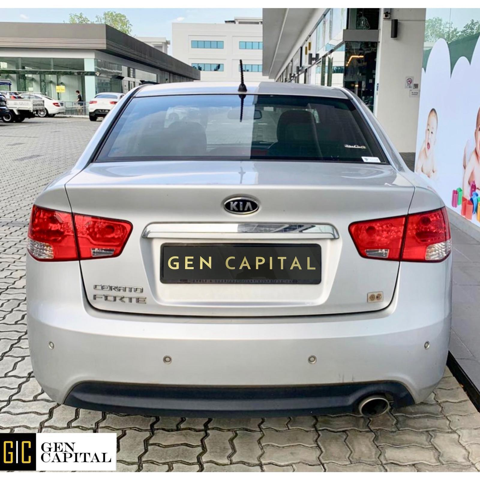 Kia Cerato Forte 2.0A • Lowest rental rates, good condition!