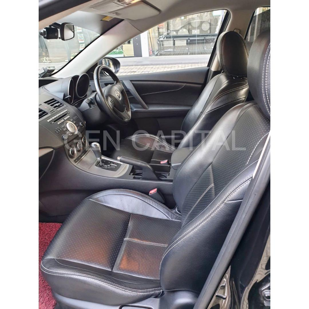 Mazda 3 1.6A Luxury Sporty and Comfort Drive • Limited Offer • Grab Gojek & Non PHV Car Rental