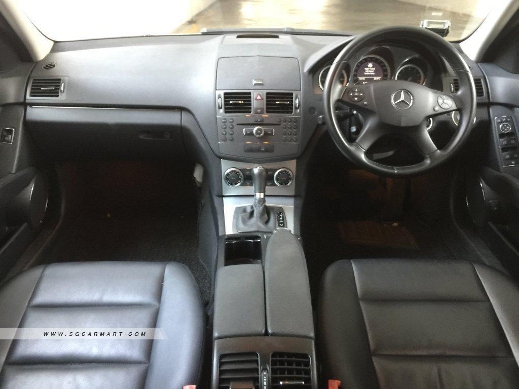Mercedes-Benz C200 Kompressor Auto