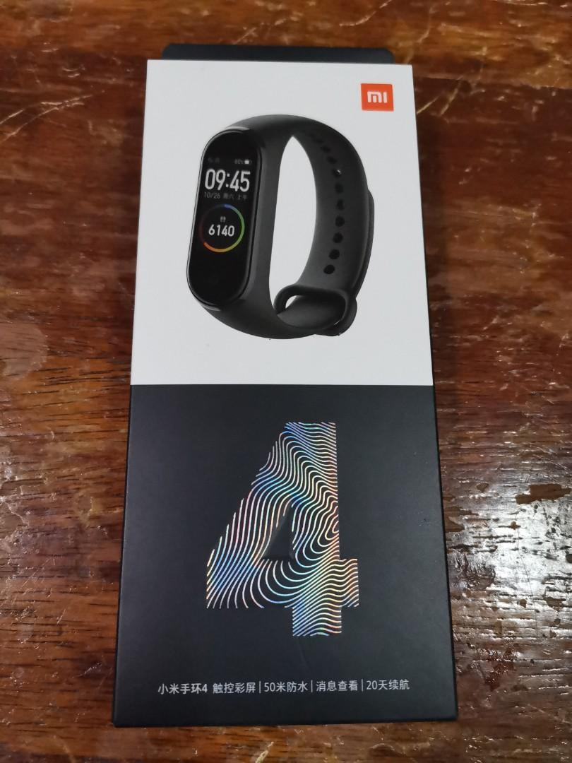 Mi Band 4 Brand New Sealed Box Highly Recommended Seller