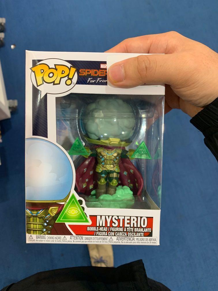 mysterio marvel pop
