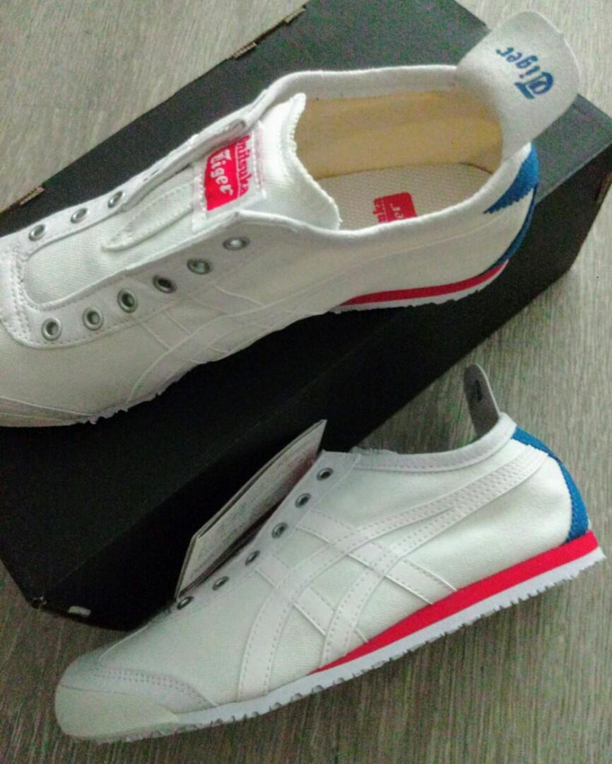 onitsuka tiger mexico 66 red blue white 55
