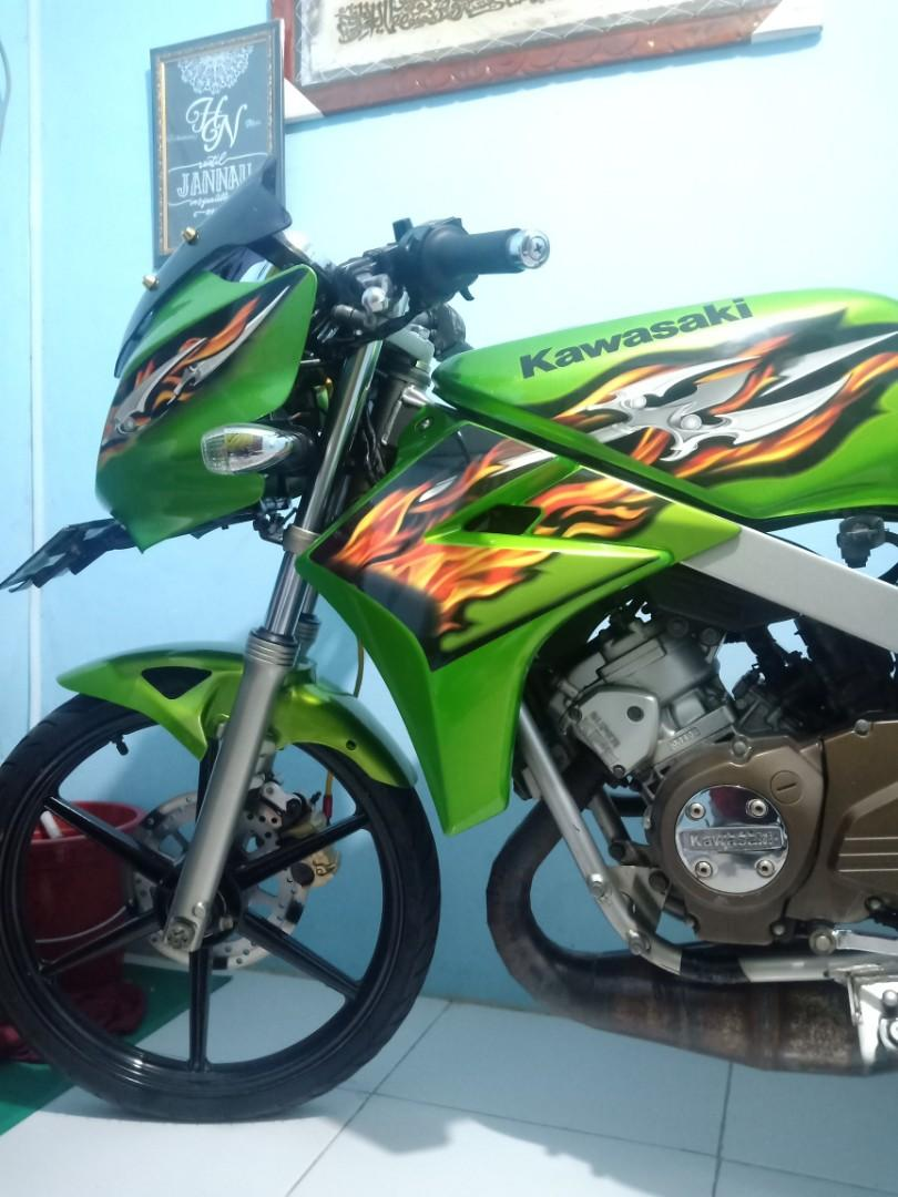Ninja R 150 2008