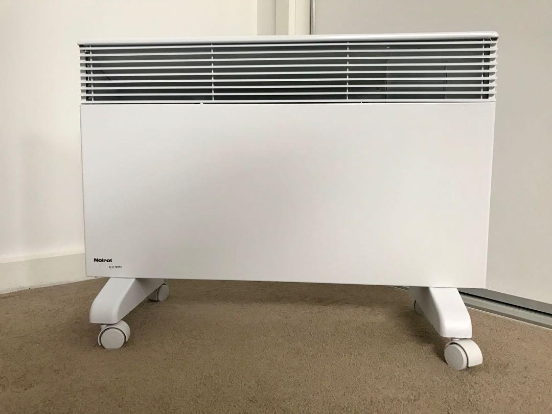 Noirot 2400W Spot Plus Electric Panel Heater with Timer