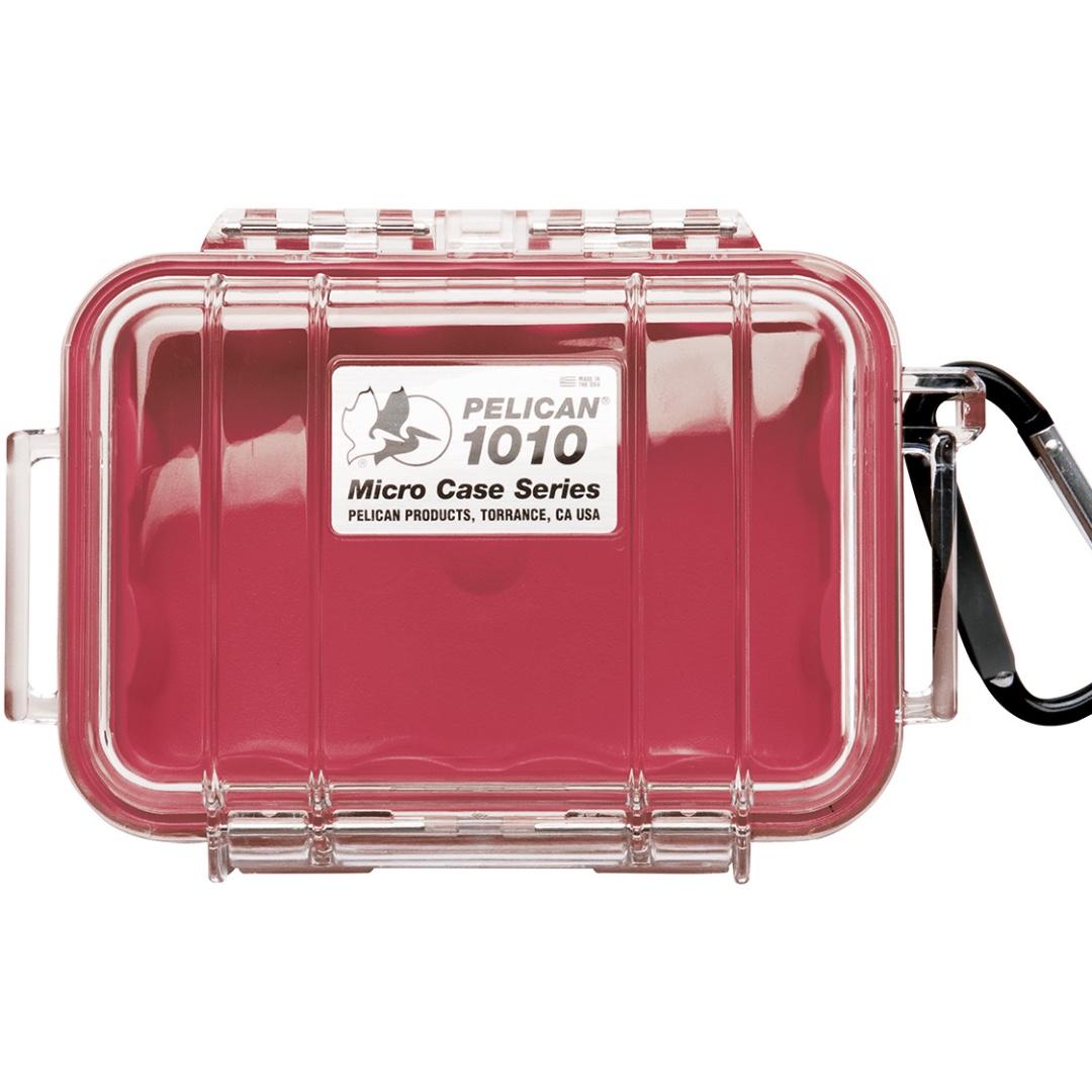 Pelican 1010 Micro Clear case