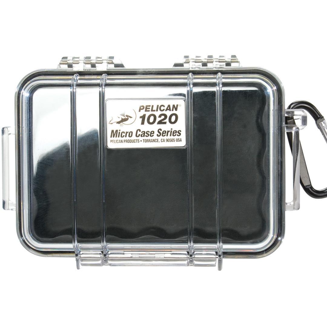 Pelican 1020 Micro Clear Case
