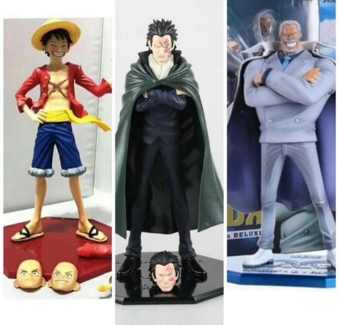 Pop One Piece Monkey D Luffy Family