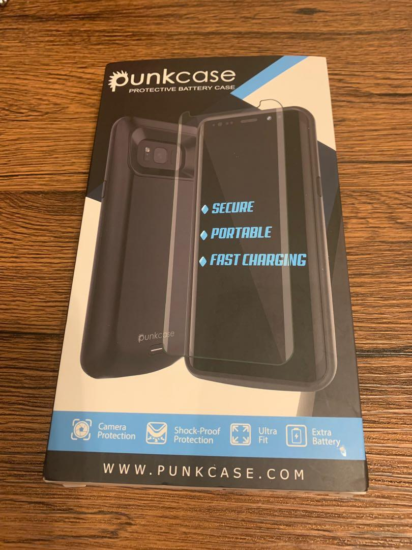 purchase cheap a6278 4bcd1 iPhone Xr Punkcase Protective Battery Case on Carousell