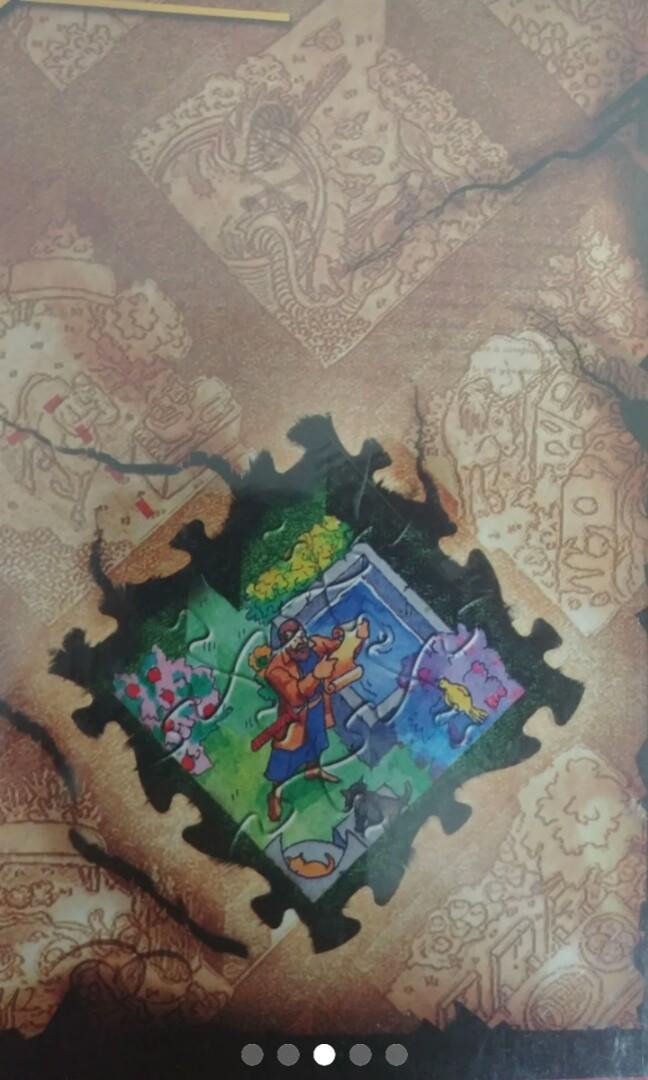 RAND NEW Lost In A Jigsaw The Diagonal Maze Puzzle