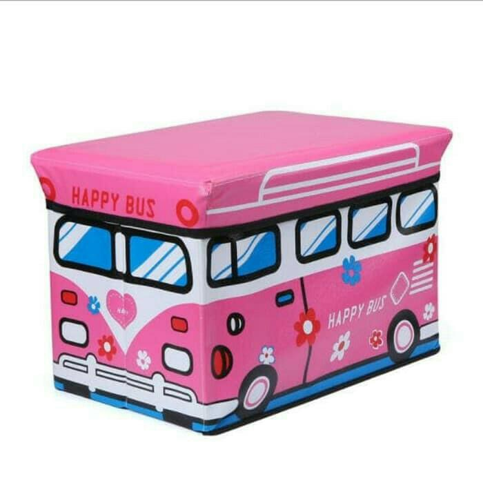 Storage Box or Toy Box lucu anak