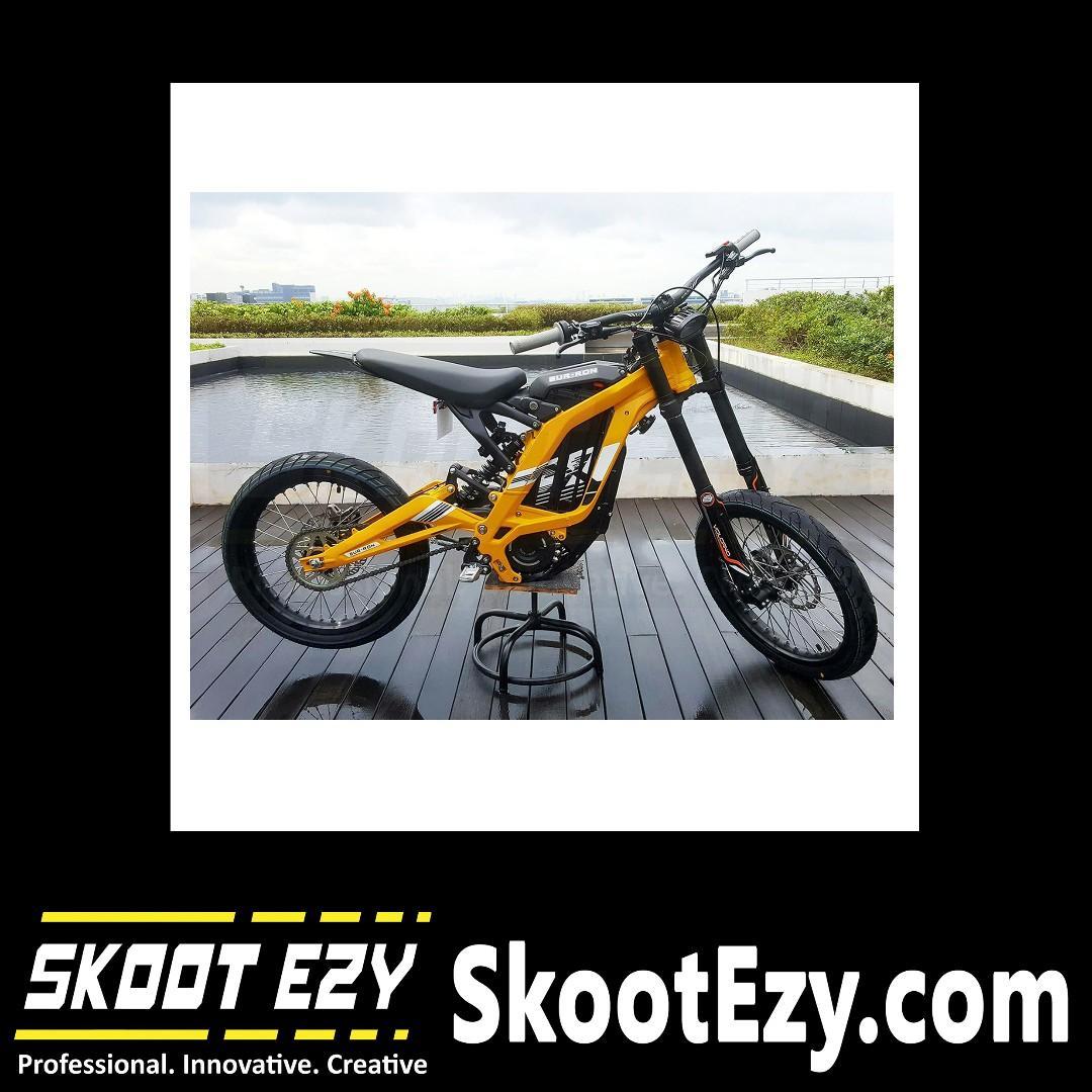 Sur-Ron Light-Bee X 60v 32ah Off Road/Super Mortard Ebike