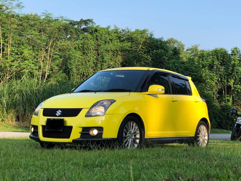 Suzuki Swift Sport 1.6 VVT 5-Dr Auto