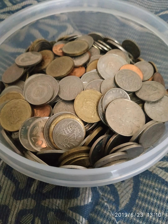 Gambar Uang Koin Singapura Uang Koin Singapore Antiques Currency On Carousell