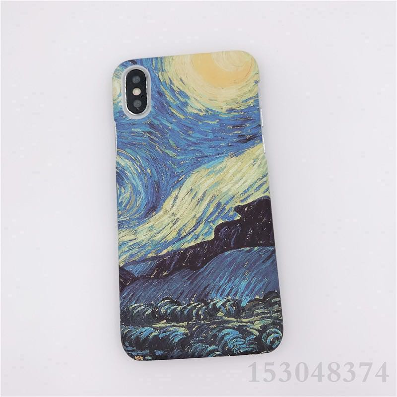 new arrival 53ab9 76ab5 vincent van gogh starry night phone case