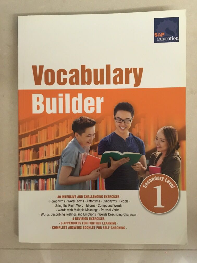 Vocabulary Builder On Carousell