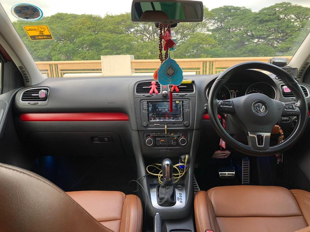 Volkswagen Golf 1.4 TSI EQP DSG 40th Anniversary Auto