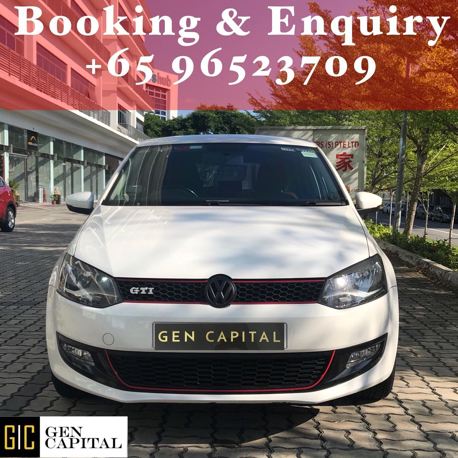 Volkswagen Polo 1.4A • Best rates, full servicing provided!
