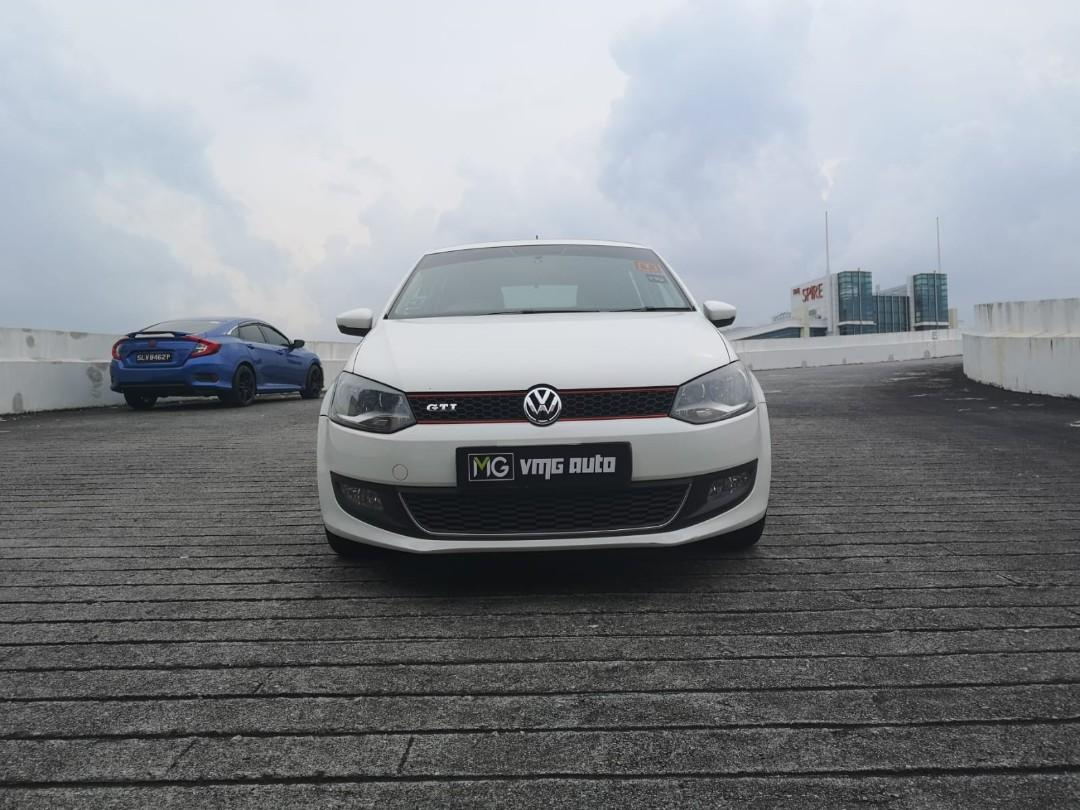 VOLKSWAGEN POLO FOR LEASE PHV OK