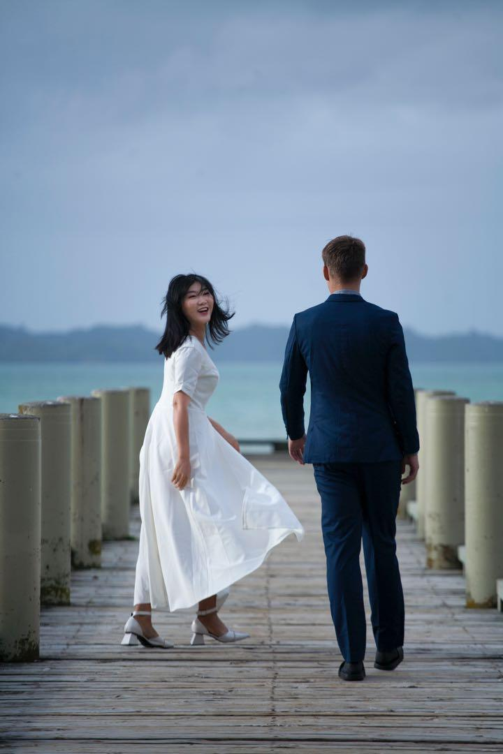 Wedding Dress size L/XL
