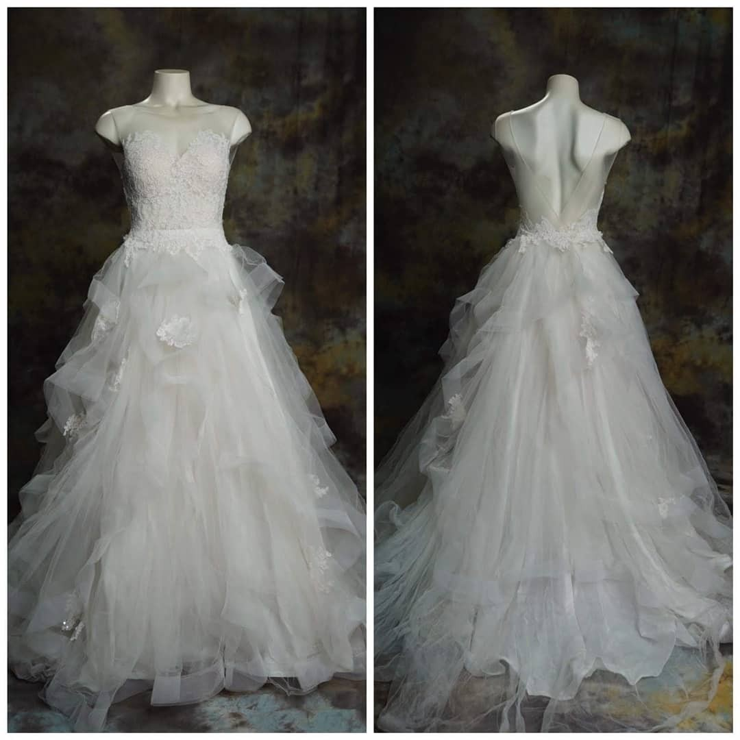 wedding gown wholesale