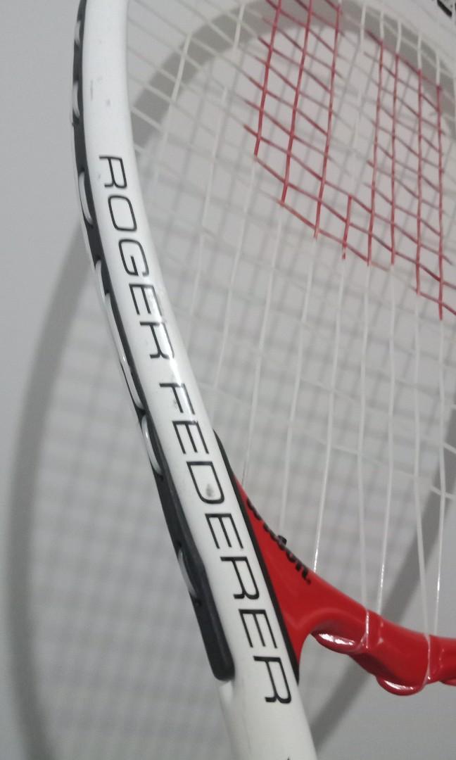 Raket Tenis -Wilson Roger Federer Tennis Racket