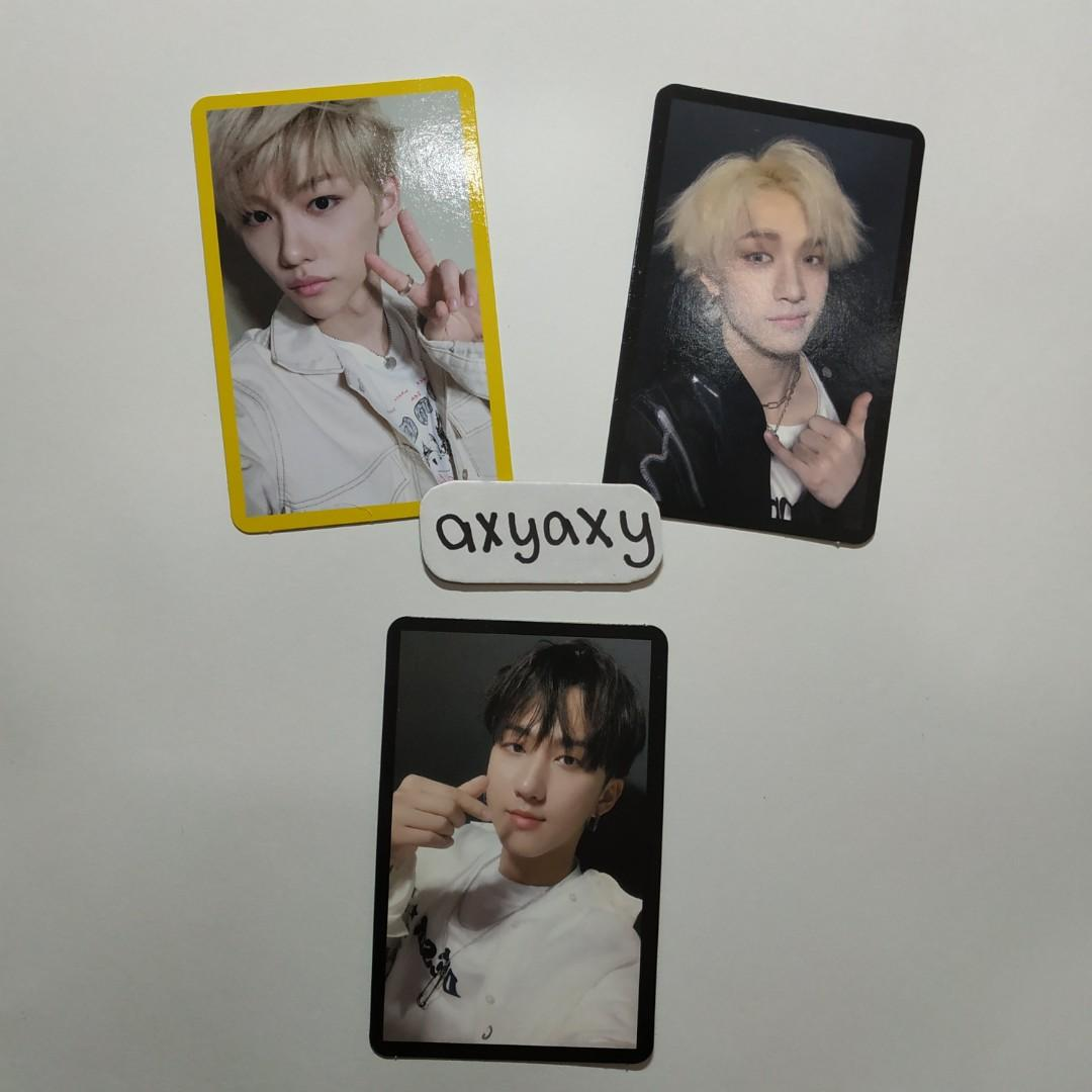 [WTS] Album Stray Kids Cle.2 Yellow Wood Limited Edition Photocards