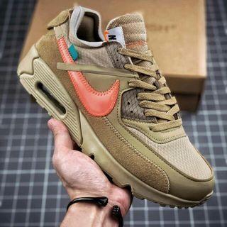 Nike Air Max 90 2.0 沙漠黃配色