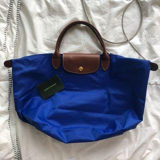 Longchamp Le Pliage Short Handle - Medium