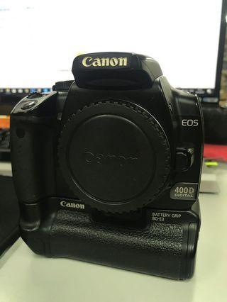 Canon 400D 連直倒
