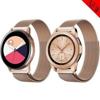 [NEW] Rose Gold Magnetic Milanese Watch Strap