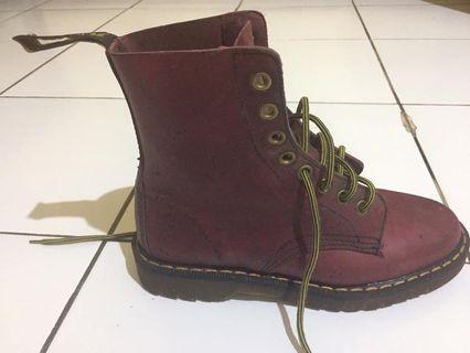 Boots Dr Marteen ORI Belanda